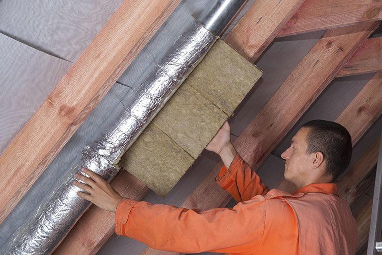 Traitement d'une cuisine humide par ventilation mécanique