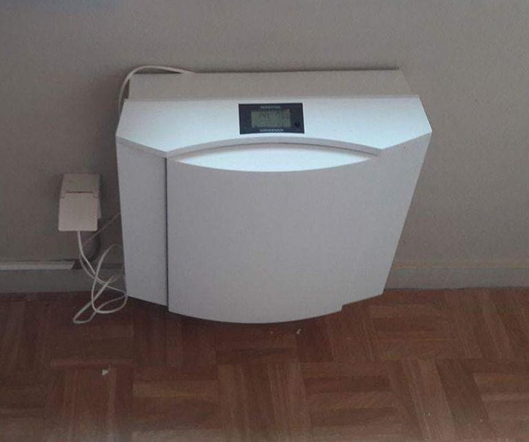 vmc double flux individuelle traitement de la. Black Bedroom Furniture Sets. Home Design Ideas